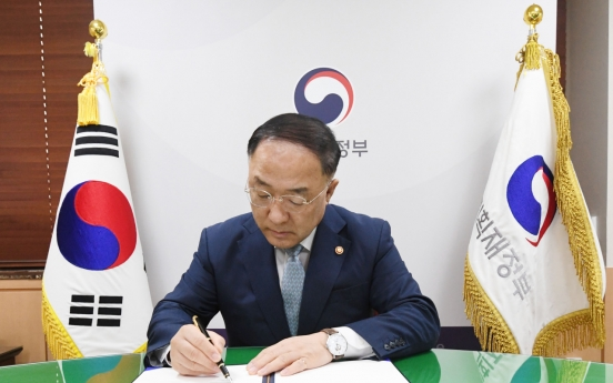S. Korea, IDB ink loan program for Latin America