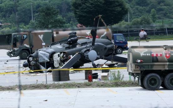 Pilot error caused crash-landing of medical chopper in July: Army