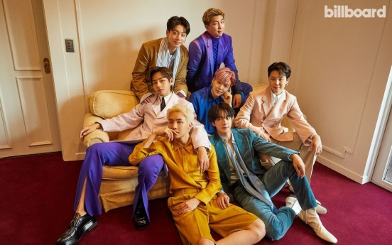 BTS refutes chart manipulation claims, saying being K-pop band with loyal fans makes it 'easy target'