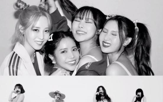 [Today's K-pop] Mamamoo preparing a greatest hits album: report