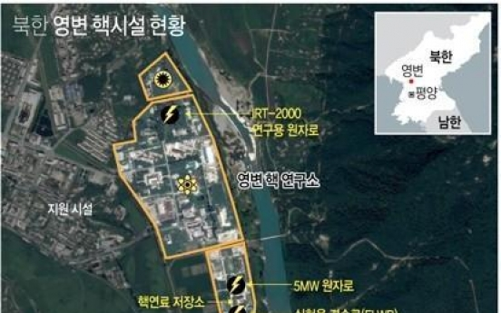 Yongbyon nuclear reactor appears to be in operation: IAEA report