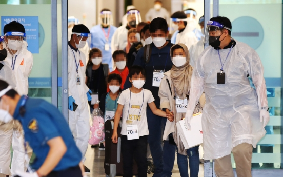 Nearly 7 in 10 S. Koreans support granting long-term stay visas to Afghan evacuees