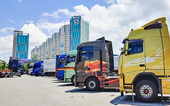 SK Energy, Logisquare seek green transition of cargo trucks