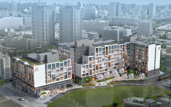Home presales set to begin for Hyundai E&C's Hillstate Namsan