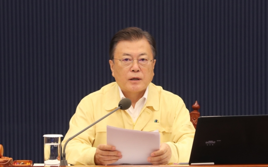 Moon stresses need to keep expansionary fiscal policy in 2022