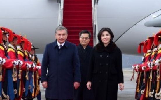 [Country Report] Cooperation between Uzbekistan and South Korea is developing in all areas