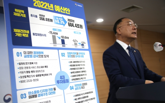 Korea proposes largest-ever budget to speed up recovery of virus-hit economy
