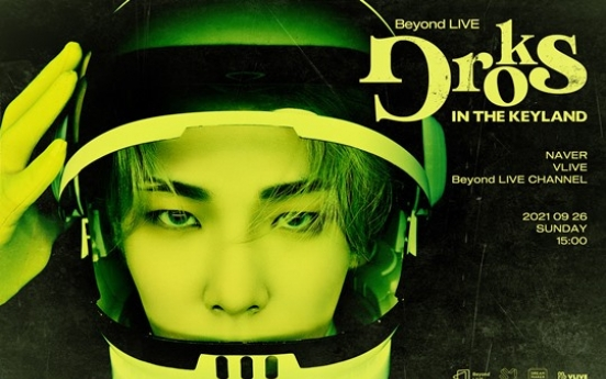[Today's K-pop] Shinee's Key to hold online solo concert