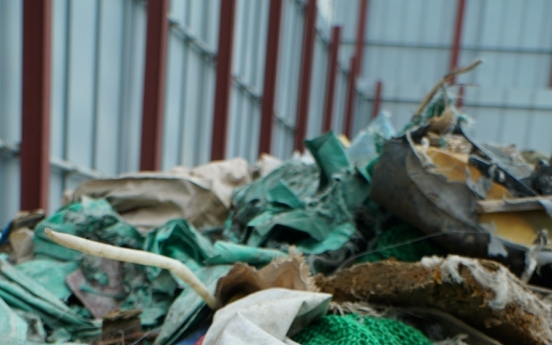 [From the Scene] Yido takes on last 1.1% of construction waste