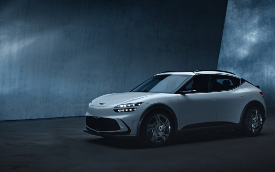 Genesis to go all electric by 2025