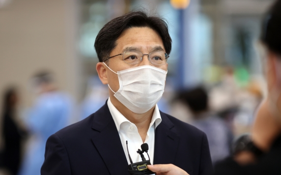 S. Korean nuclear envoy returns home from US visit
