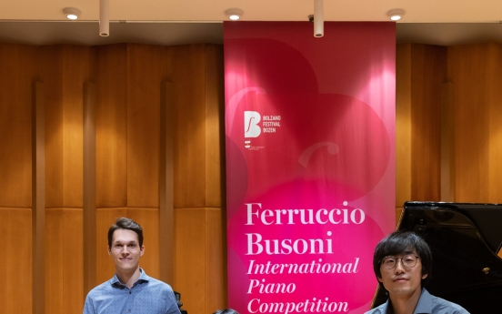 2 Korean pianists win prizes at Busoni Competition