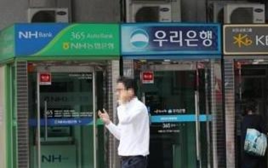 Banks' lending rates inch up amid tighter household debt control