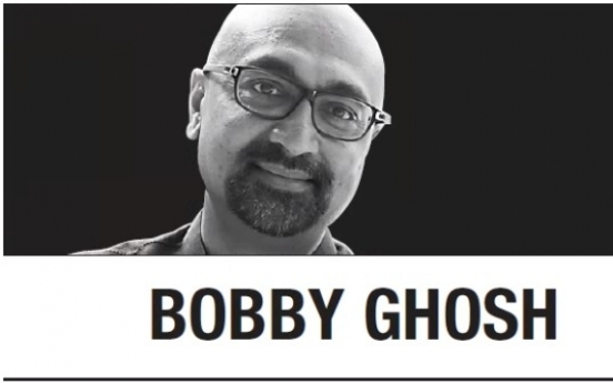 [Bobby Ghosh] Biden shouldn't abandon Iraq too
