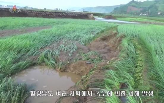 N. Korea paper stresses effective land management as top economic priority