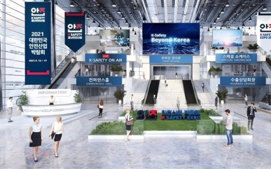 K-Safety Expo 2021 to be held virtually