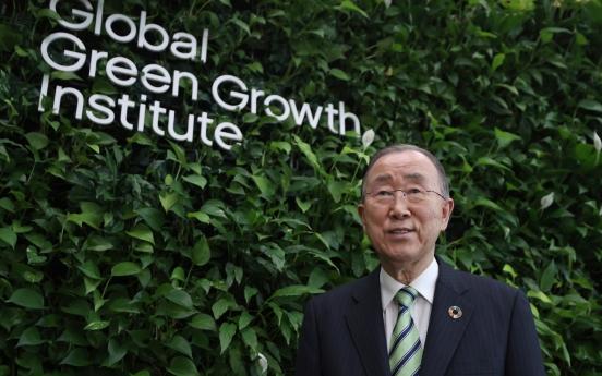 Ban Ki-moon marks 2nd International Day of Clean Air for blue skies