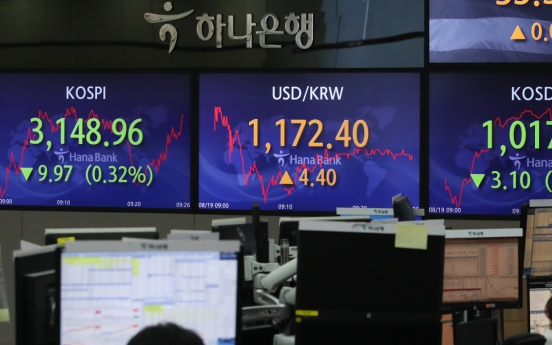 Seoul stocks inch up after weak US jobs data