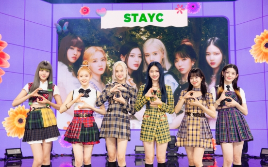 StayC hopes to break cliches through 'Stereotype'