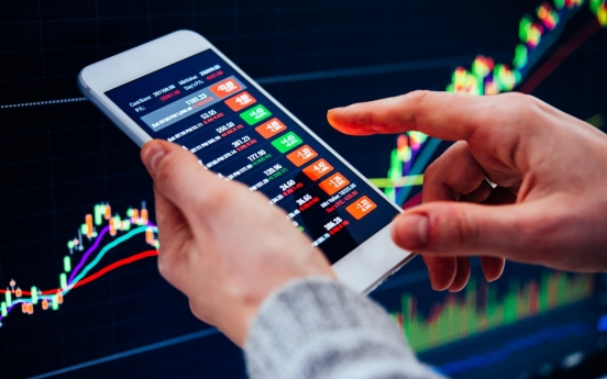 Daily mobile stock trading volume surges 220% in 2020