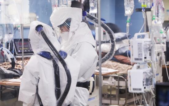 Delta variant cases near 20,000 in S. Korea