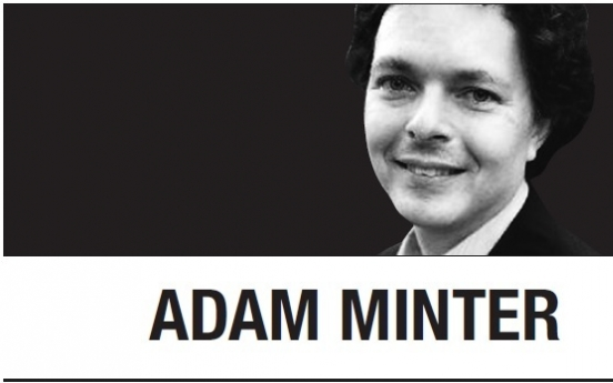 [Adam Minter] Space junk is now an imminent threat
