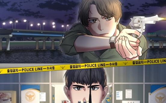 Crime thriller drama returns as webtoon after five years