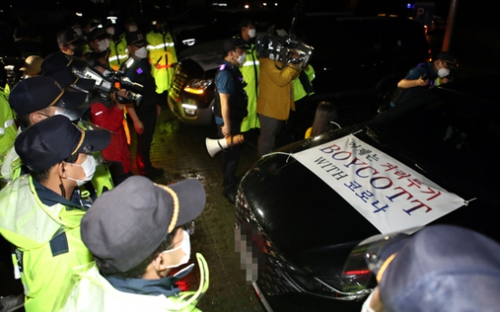 Self-employed workers set to stage drive-thru protests against COVID-19 restrictions