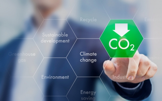 Carbon tax would cost Korean firms up to W36tr: Nice Rating