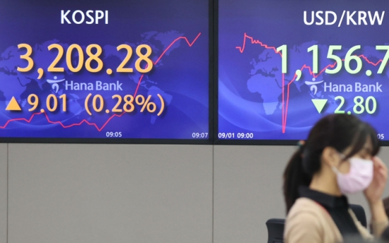 Seoul stocks plunge more than 1.5% amid virus woes, expiration uncertainties
