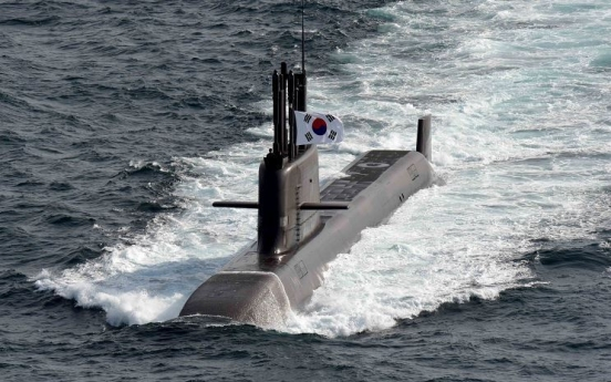 S. Korea signs deal with Daewoo Shipbuilding to build new SLBM submarine