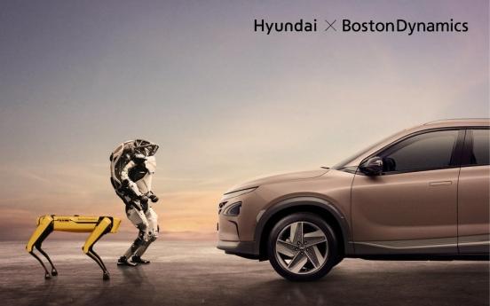 Boston Dynamics eyes expanded partnership with Hyundai Motor