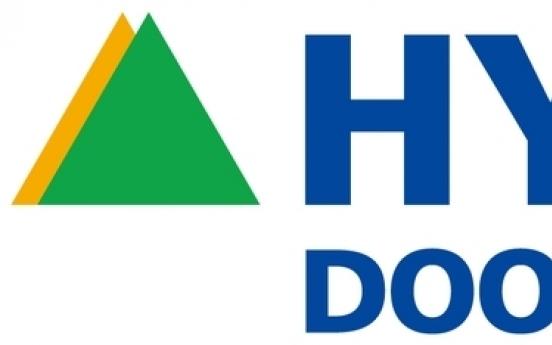 Doosan Infracore to raise 800 bln won via stock selling