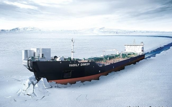 Samsung Heavy in talks with Russian customers to build ice-breaking LNG carriers