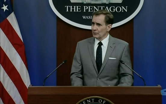 US remains open to diplomacy with N. Korea after latest missile launch: White House