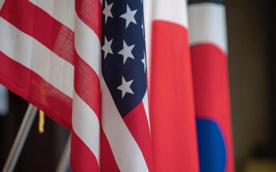 Top nuke envoys of S. Korea, US, Japan to hold trilateral talks on N.Korea diplomacy