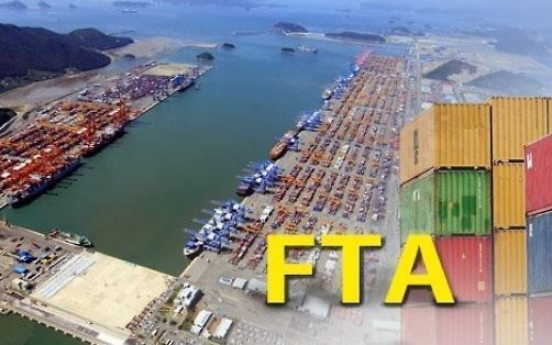 S. Korea to expand FTAs with more emerging countries in S.E. Asia, Latin America