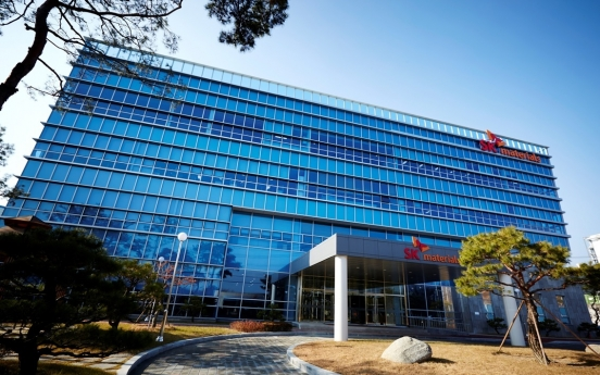 SK, Group14 to establish W850b battery material plant in Korea