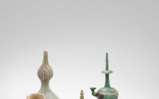 Restored Goryeo Kingdom art showcased before returning to Belgium