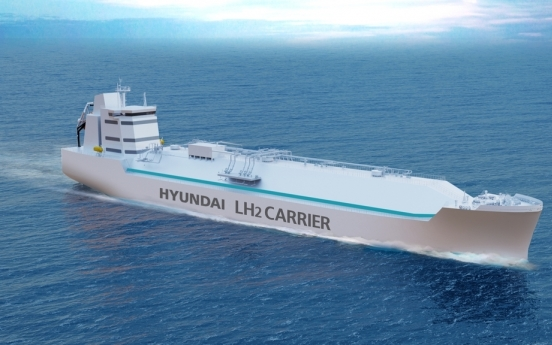 Hyundai Heavy to unveil its newly developed gas carriers in Gastech 2021