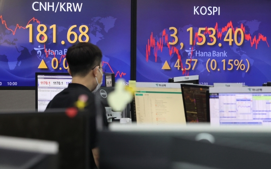 Seoul stocks up for 4th day on foreign buying