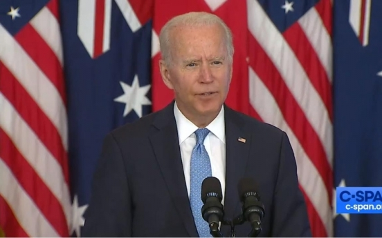 US launches new Indo-Pacific security partnership with Australia, Britain