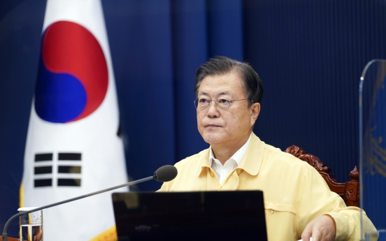 Moon to attend Major Economies Forum on climate