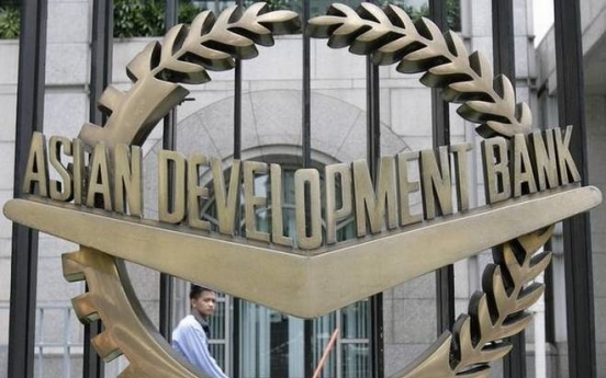 ADB maintains S. Korea's growth outlook at 4%, trims projection for Asia