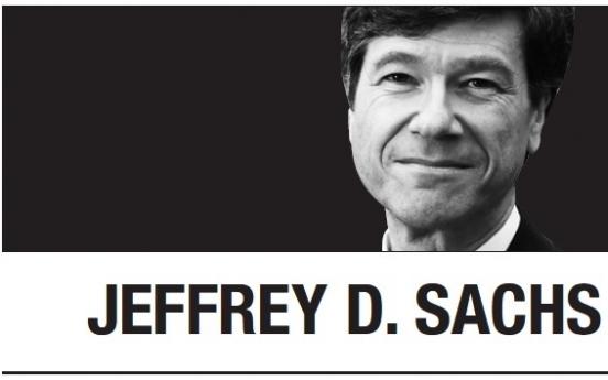 [Jeffrey D. Sachs] Vaccine producers must step up