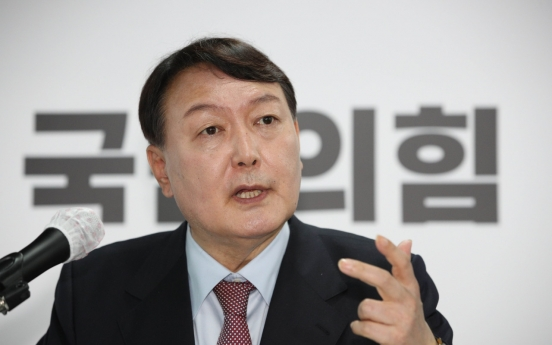 Yoon says he will request redeployment of US tactical nukes in case of emergency