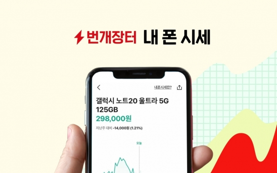 Secondhand smartphone market sees growth in Korea