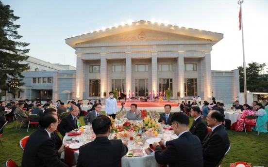 NK diplomats engaging in illicit financing activities: British gov't report