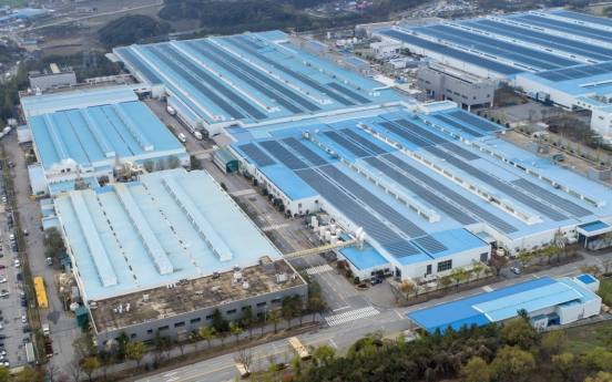 Hyundai restarts local plant on resumed parts supply