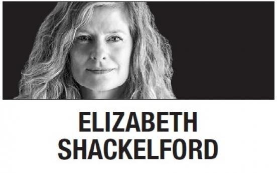[Elizabeth Shackelford] Biden says America is back at the table. Is it?